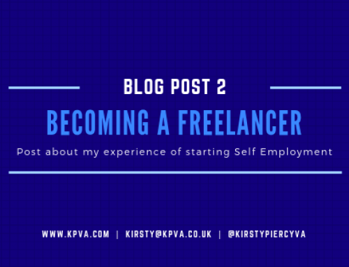 Becoming a Self Employed Freelancer
