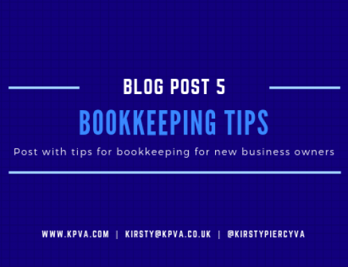 Bookkeeping tips for start-ups and self-employed