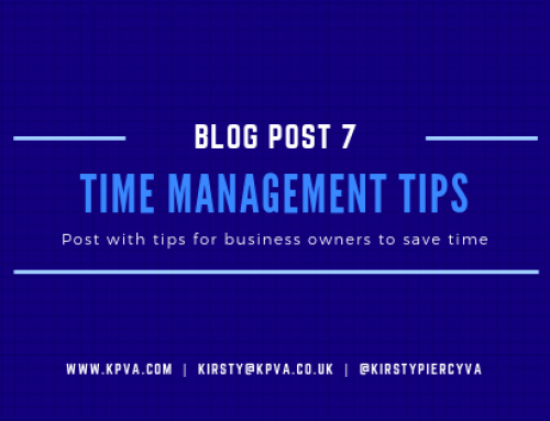 Time management tips for self employed business owners