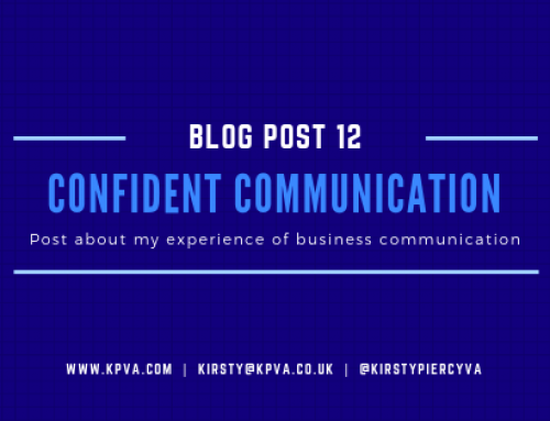 Confident Communication in Business